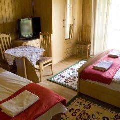 Отель Domek Góralski Na Kamieńcu Закопане интерьер отеля