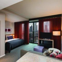 Adina Apartment Hotel Frankfurt Neue Oper 4* Студия с различными типами кроватей фото 3