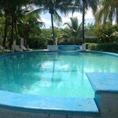 Отель Mansion Giahn Bed & Breakfast Мексика, Канкун - отзывы, цены и фото номеров - забронировать отель Mansion Giahn Bed & Breakfast онлайн бассейн