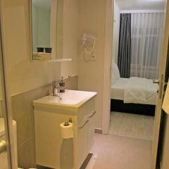 My Home Garden Турция, Стамбул - отзывы, цены и фото номеров - забронировать отель My Home Garden онлайн ванная фото 2
