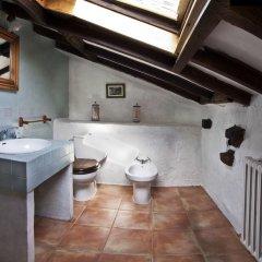 Отель Hosteria de Arnuero Испания, Арнуэро - отзывы, цены и фото номеров - забронировать отель Hosteria de Arnuero онлайн ванная