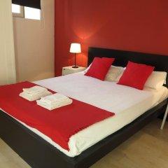 Отель Hulot B&B Valencia 3* Стандартный номер с различными типами кроватей фото 3