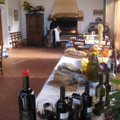 Отель Agriturismo L'Albara Италия, Лимена - отзывы, цены и фото номеров - забронировать отель Agriturismo L'Albara онлайн питание