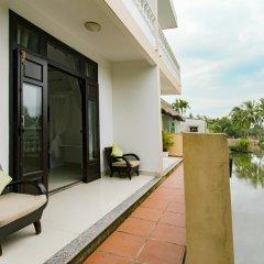 Отель Coconut Hamlet Homestay 2* Стандартный номер с различными типами кроватей фото 7