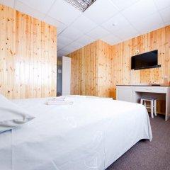 Гостиница Сибирь 3* Улучшенный номер двуспальная кровать фото 3