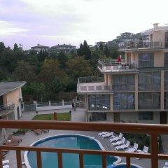 Апартаменты Studio Apartment in Dream Holiday Complex Ravda Равда балкон