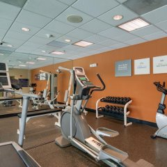 Отель Comfort Suites Manassas Battlefield Park фитнесс-зал фото 2
