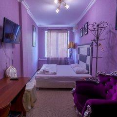 Мини-Отель Вивьен Стандартный номер с различными типами кроватей фото 7