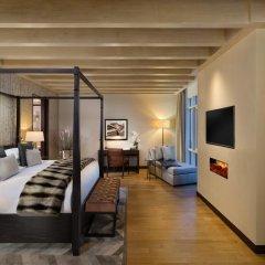 Отель Kempinski Mall Of The Emirates 5* Шале с различными типами кроватей фото 18