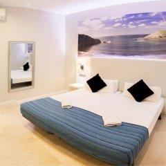 Отель Hostal Boqueria Стандартный номер с двуспальной кроватью фото 12