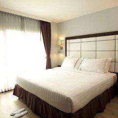 Отель Sukhumvit Suites 3* Люкс с различными типами кроватей