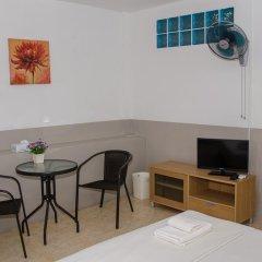 Отель Allstar Guesthouse 2* Стандартный номер разные типы кроватей фото 12