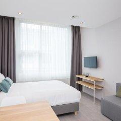 Отель Hotel2stay 3* Студия с различными типами кроватей фото 4