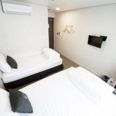K-Grand Hotel & Guest House Seoul 2* Стандартный номер с различными типами кроватей фото 4