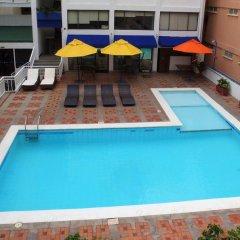 Отель Arhuaco Колумбия, Санта-Марта - отзывы, цены и фото номеров - забронировать отель Arhuaco онлайн бассейн фото 3