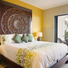 Отель Alegranza Luxury Resort 4* Вилла с различными типами кроватей фото 6