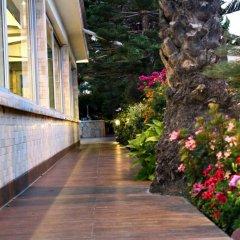 Sun Beach Hotel Сиде балкон