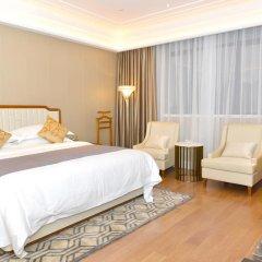 Hengshan Picardie Hotel 4* Стандартный номер с различными типами кроватей фото 3