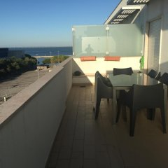 Отель Oceanarium Flat балкон