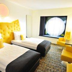 Отель ARCOTEL Onyx Hamburg 4* Улучшенный номер с различными типами кроватей фото 9