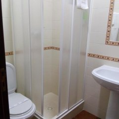 Отель Hospedaria Santo Estêvão ванная