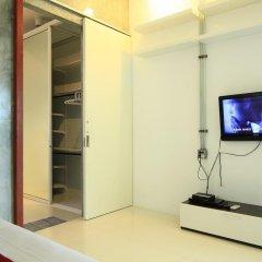 Отель Aonang Paradise Resort 3* Улучшенный номер с различными типами кроватей фото 7
