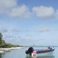 Отель Fafarua Ile Privée Private Island Французская Полинезия, Тикехау - отзывы, цены и фото номеров - забронировать отель Fafarua Ile Privée Private Island онлайн приотельная территория