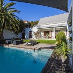 Отель Cape Diem Lodge Кейптаун бассейн фото 2