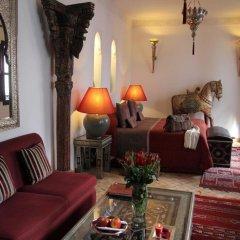 Отель Riad Assakina Марокко, Марракеш - отзывы, цены и фото номеров - забронировать отель Riad Assakina онлайн интерьер отеля фото 2