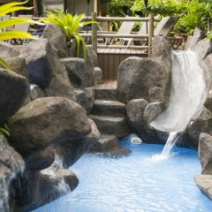 Pumilio Mountain & Ocean Hotel бассейн
