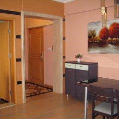 Апартаменты She & He Service Apartment - Huifeng Люкс повышенной комфортности с различными типами кроватей
