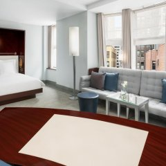Отель Royalton, A Morgans Original 4* Стандартный номер с различными типами кроватей фото 9