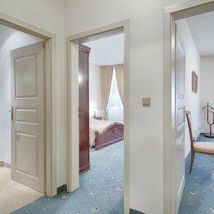 Отель Salve 4* Улучшенный люкс с различными типами кроватей фото 9