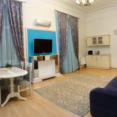 Апартаменты Apartments on Sumskaya Апартаменты с различными типами кроватей фото 10