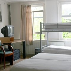 Отель Hostel The Veteran Нидерланды, Амстердам - отзывы, цены и фото номеров - забронировать отель Hostel The Veteran онлайн комната для гостей фото 2