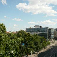 Апартаменты Museum View Apartment Будапешт балкон