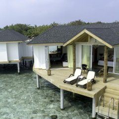 Отель Cinnamon Dhonveli Maldives-Water Suites сауна