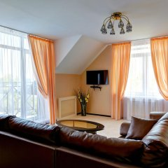 Гостиничный Комплекс Немецкий Дворик Люкс с различными типами кроватей фото 11