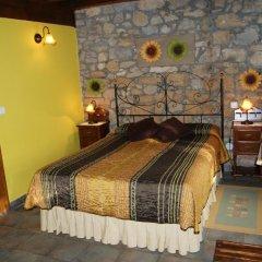 Отель Posada La Llosa de Viveda Стандартный номер с двуспальной кроватью фото 10