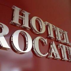 Отель Rocatel Испания, Канет-де-Мар - отзывы, цены и фото номеров - забронировать отель Rocatel онлайн интерьер отеля