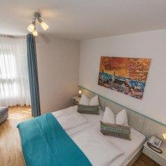 Отель Amenity Германия, Мюнхен - отзывы, цены и фото номеров - забронировать отель Amenity онлайн комната для гостей фото 2