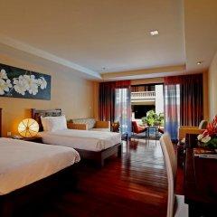 Отель Baan Laimai Beach Resort 4* Номер Делюкс разные типы кроватей фото 5