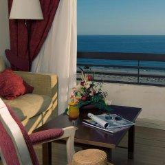 Отель Yellow Praia Monte Gordo 4* Люкс с различными типами кроватей фото 6