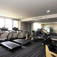 Отель Royal Suite Residence Boutique Бангкок фитнесс-зал фото 3