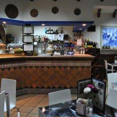 Отель Pension San Marcos гостиничный бар