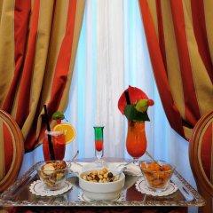 Hotel Giulio Cesare 4* Стандартный семейный номер с двуспальной кроватью фото 4