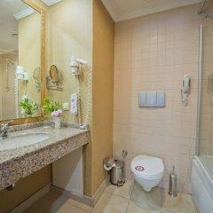 Throne Seagate Resort Hotel – All Inclusive Турция, Богазкент - отзывы, цены и фото номеров - забронировать отель Throne Seagate Resort Hotel – All Inclusive онлайн ванная