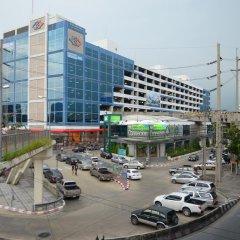 Отель My Bed Ratchada Бангкок