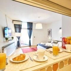 Апартаменты Irundo Zagreb - Downtown Apartments Улучшенная студия с различными типами кроватей фото 4