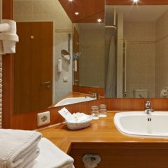 Kim Hotel Dresden ванная